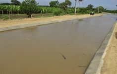INDRHI entrega tramo del canal UFE El sistema abastece 17 acueductos