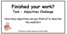 12 Free downloadable Early Finishers Activity Cards Co Teaching, Primary Teaching, Teaching Tools, Teacher Resources, Teaching Ideas, 5th Grade Classroom, Primary Classroom, Primary School, Educational Activities