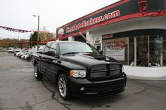 Used 2005 Dodge Ram 1500 SRT-10 For Sale | Knoxville TN. $17,800.00. For more information on this truck please contact 865-688-4417
