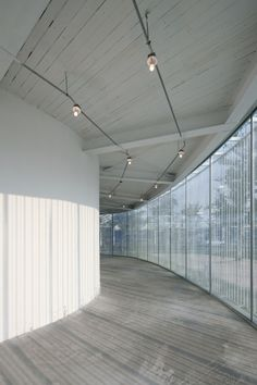 Spiral Gallery by Atelier Deshaus.
