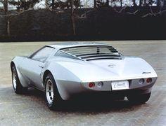 1970 Chevrolet Corvette XP-882