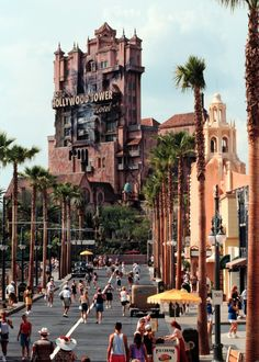 The Twilight Zone Tower of Terror www.facebook.com/AllAboutTravelInc www.allabouttravel.org -- 605-339-8911 #travel #explore #vacation #disney #orlando #florida #hollywoodstudios #family