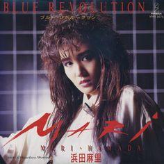 浜田麻里 Mari HAMADA Blue Revolution (1985年10月21日)
