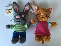 Pip and Posy plush toy set | Nosy Crow