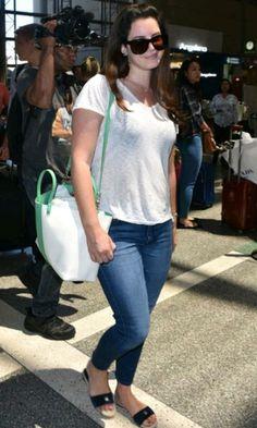 Lana Del Rey in Los Angeles #LDR