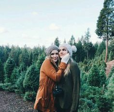 In nature together. Pinterest: pearlxoxoxo
