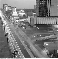 It's time to head a little north for a dose of Toronto history. Given the manner in which the city developed up from Lake Ontario, it's understandable that there aren't as many historical photos of areas above Bloor Street, but that's not to say that they escape documentation altogether. A...