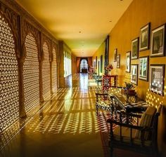 Suryagarh Hotel Palace, India