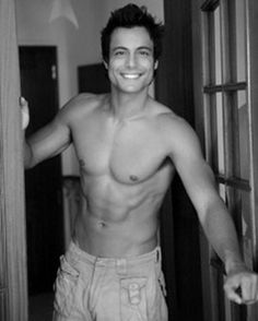 Diego Morgado He played Jesus in the mini series The Bible - really is all I can say?