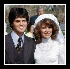 Donny and Debbie Osmond May 8, 1978