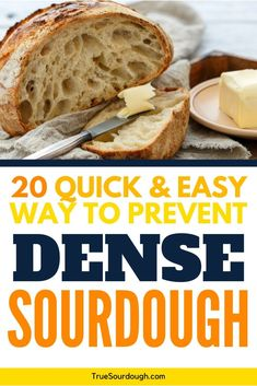 One of the most complaints for sourdough bakers at home is that their sourdough is too flat, or doesn& rise enough, or doesn& have good oven spring. Take a look at these 20 sourdough bread baking tips that will give you soft open crumb sourdough bread t Sourdough Bread Starter, Sourdough Recipes, Yeast Bread, Sourdough Artisan Bread Recipe, Sourdough Biscotti Recipe, Artisan Bread Recipes, Ma Baker, Bread Machine Recipes, Dessert