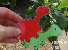 Drachenbabys suchen