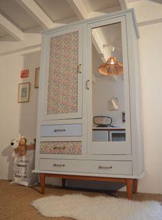 Armoire vintage Armance 4