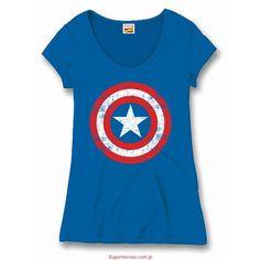 Koszulka damska Captain America