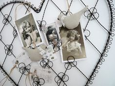 Wire heart - I need to make this!