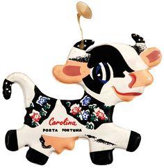 L'indimenticabile Mucca Carolina, la mucca di Susanna!
