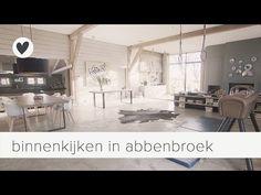 binnenkijken in abbenbroek | vtwonen | binnenkijken - YouTube