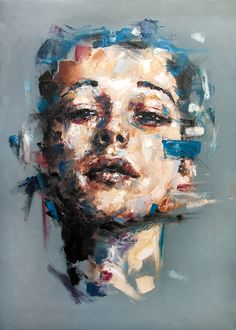 View Davide Cambria's Artwork on Saatchi Art. Find art for sale at great prices from artists including Paintings, Photography, Sculpture, and Prints by Top Emerging Artists like Davide Cambria. Davide Cambria, L'art Du Portrait, Portrait Paintings, Woman Portrait, Art Watercolor, A Level Art, Ap Art, Cool Paintings, Painting Art