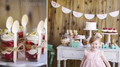 Avery's Strawberry Party – Personal » jessicadowneyphoto.com