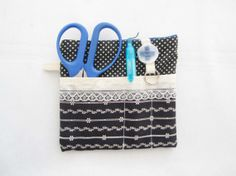 Scrub Pocket organizer by ippoippo on Etsy, $16.00