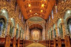 """Roman Catholic """"Galway Cathedral"""" in Ireland"""