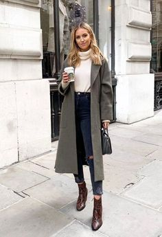 18 looks de inverno calça jeans: para inspirar e copiar sem medo copiar . - STYLE - 18 winter looks with jeans: to inspire and copy without fear Cute Spring Outfits, Winter Outfits Women, Work Outfits, Black Outfits, Classy Outfits, Winter Going Out Outfits, Winter Dresses, Chic Outfits, Kids Outfits