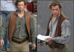 """Chris Hemsworth In The Heart Of Sea Leather Vest  http://ebay.to/2ppiezM  Chris Hemsworth Leather Vest from the Movie """"In the Heart of The Sea"""" now in our online store. Best for Parties, Clubs, Casual wear and many more. Made with Soft synthetic Leather and covered with viscose lining. Place your order now"""