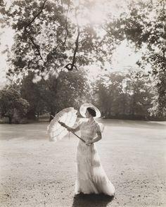 Queen Elizabeth, the Queen Mother, by Beaton. 1938.