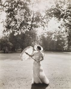 The Duchess of York (later Queen Elizabeth The Queen Mother) by Cecil Beaton.
