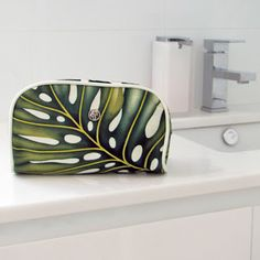 Stunning new island inspired cosmetic bags from Escape to Paradise  - Limited Edition