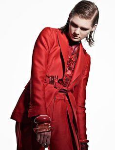 Marland Backus by Felix Kim for W Magazine June 2015 1