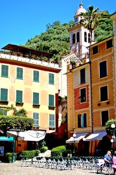Portofino, um mundo à parte