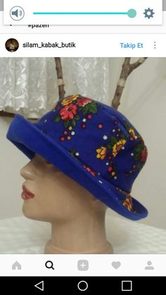 1940s Hats, Popsicle Sticks, Felt Hat, Sewing Ideas, Snapback, Art, Sombreros, Drawings, Learn Sign Language
