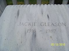 Jackie Gleason (to the moon Alice)
