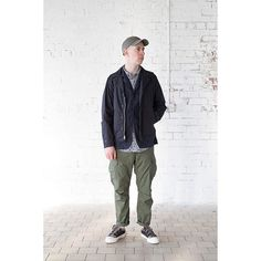 #engineeredgarments #ss16 1st delivery looks up this weekend. #thebureaubelfast