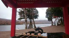 Mt Akagi Shrine...