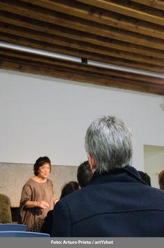 Espacios Contados - Con Alberto Sebastián e Itzíar Rekalde - Palacio los Serrano - 13 de marzo  Fotografía: Arturo Prieto / artYshot