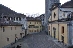 Sagrato della Chiesa dei Santi Bernardo e Giuseppe, Campiglia Cervo #ExploreBiella #ExploreCampigliaCervo #Piemonte