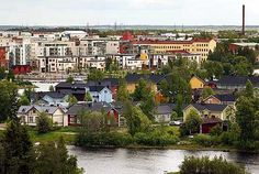 Home Town of Mine - Oulu