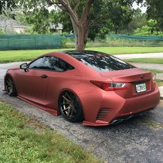 #Lexus_RCF #Modified #Slammed #Stance Lexus Coupe, Lexus Lfa, Lexus Cars, Jdm Cars, Lexus Sport, Lexus Ls 460, Camaro Car, Fancy Cars, Modified Cars