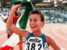 Addio ad Annarita Sidoti, oro ai mondiali di Atene '97 nella marcia - Yahoo Notizie Italia