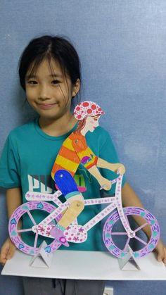 자전거탄 사람 : 네이버 블로그 Art Projects, Projects To Try, Preschool Arts And Crafts, Learning Styles, Art For Kids, Crochet Necklace, Classroom, Diy Crafts, Creative