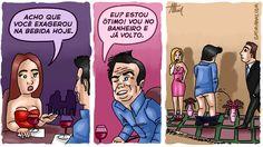 Satirinhas - Quadrinhos, tirinhas, curiosidades e muito mais! - Part 124