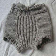Organic Merino Knit Soaker large F by One_Morganic, via Flickr