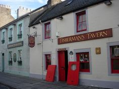 The Fish, Broughty Ferry