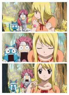 Fairy Tail Natsu x Lucy - Nalu