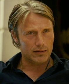 MADS MIKKELSEN AS NIGEL IN CHARLIE COUNTRYMAN