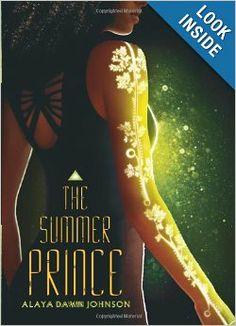 The Summer Prince: Alaya Dawn Johnson: dystopic fiction (amazon link)