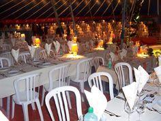 The unique restaurant inside the circus