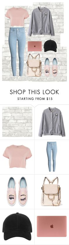 """""""It's your day"""" by anastasia69z ❤ liked on Polyvore featuring Topshop, Chiara Ferragni and rag & bone"""